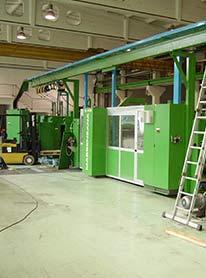 Assistenza apparecchiature per automazione industriale