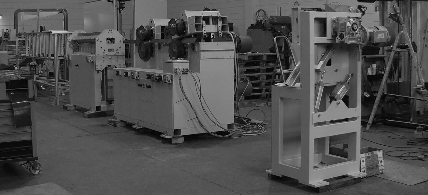 Realizzazione apparecchiature per automazione industriale